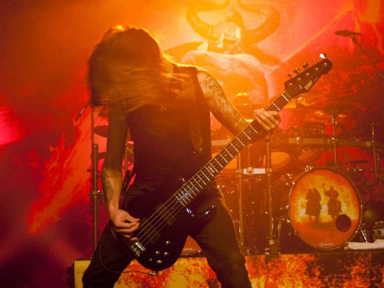Heavy Metal's Portrayal of Warfare Obsession and Sonic Violence