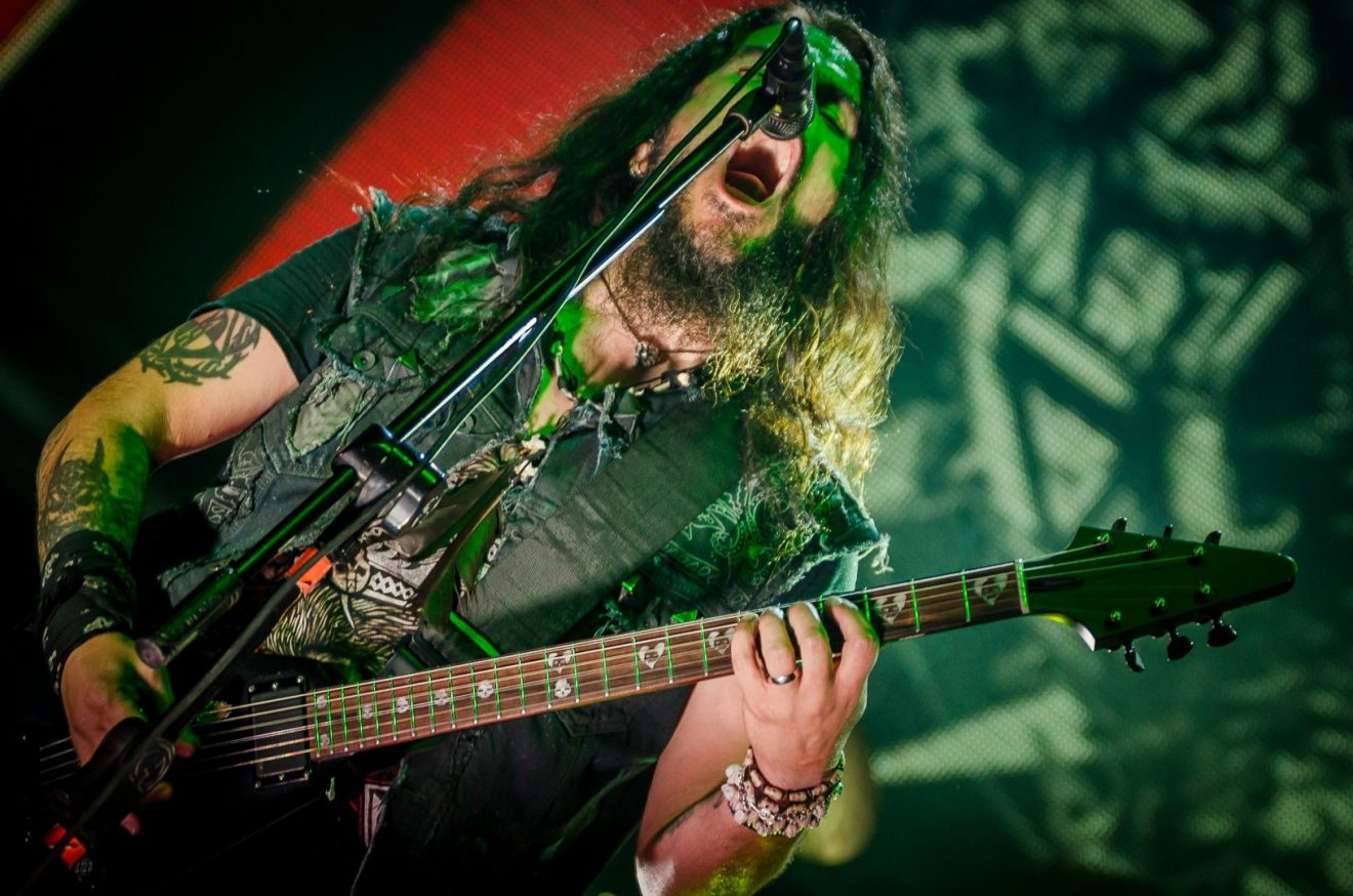 Machine Head settles deal with Adam Duce