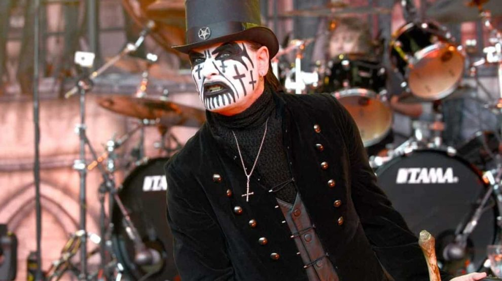 King Diamond is reportedly striving on a record