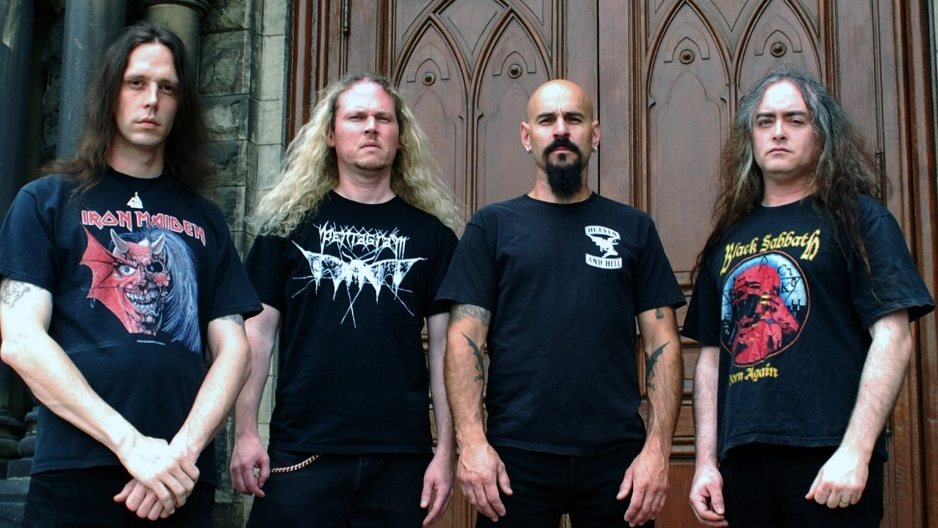 Incantation gear up to tour with Bolt Thrower