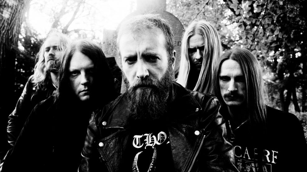 Bloodbath enlists Nick Holmes and front album details