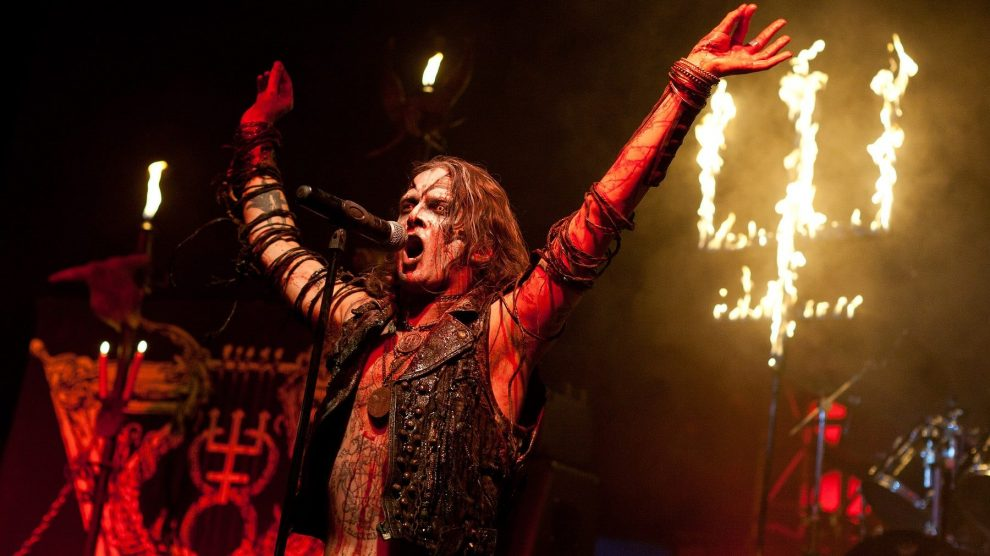 Watain, Cryptopsy and Suffocation in Colombia