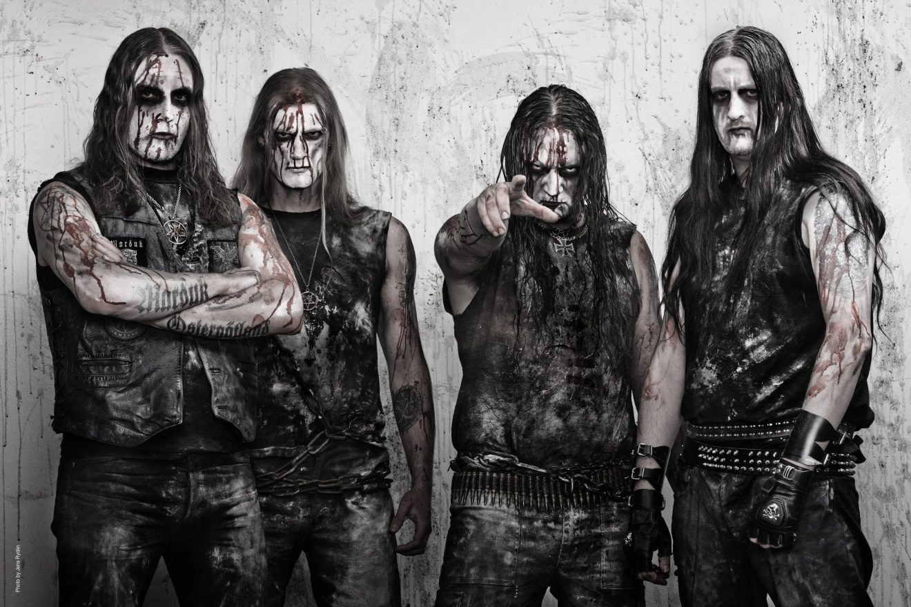 Marduk's forthcoming 'Frontschwein' invasion