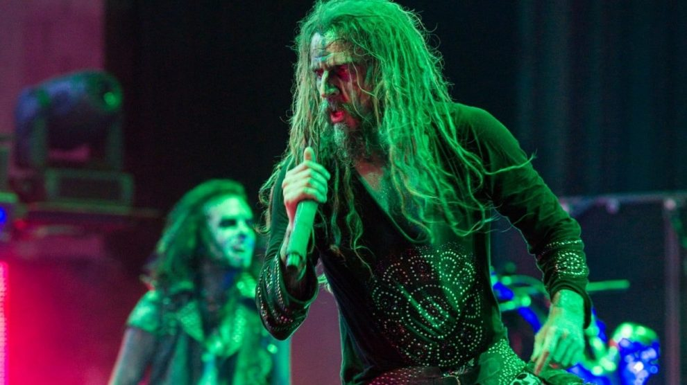 Rob Zombie finished mixing on the sixth album