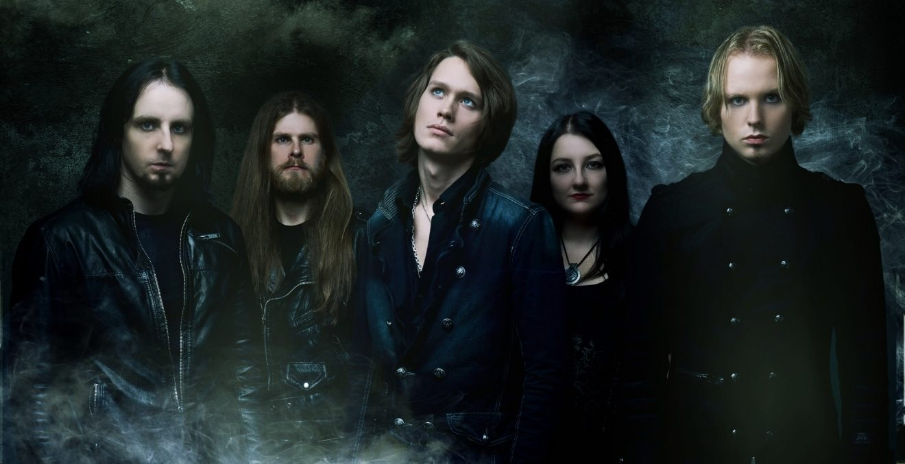 Damnation Angels reveals 'The Valiant Fire' album