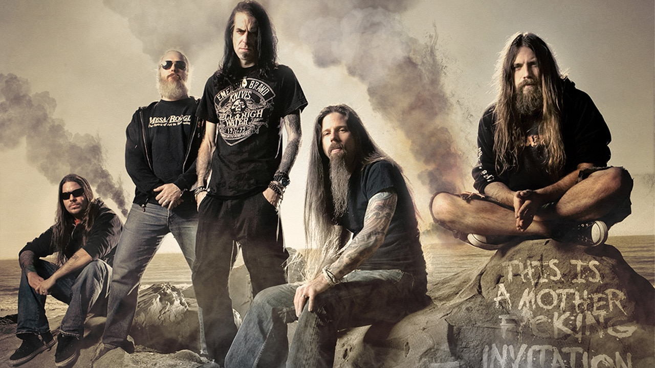 Three years later, Lamb Of God tugs their music