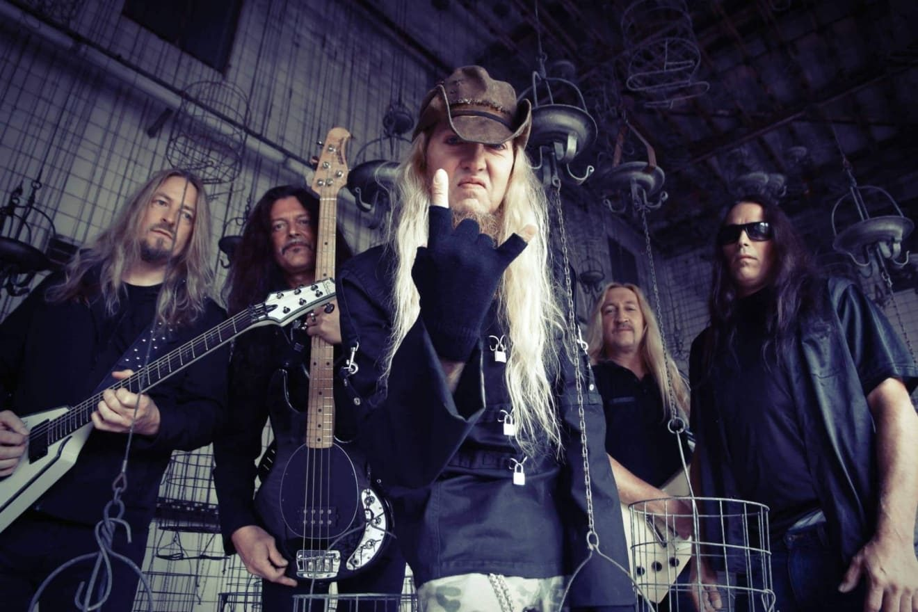 Nevermore is no more, stated vocalist Warrel Dane