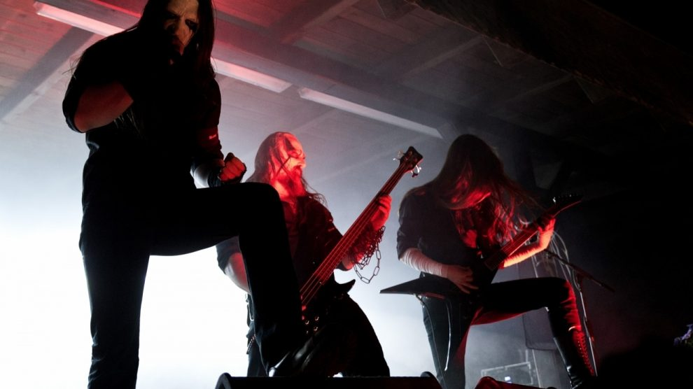 Thyrgrim releases live footage while invading studio