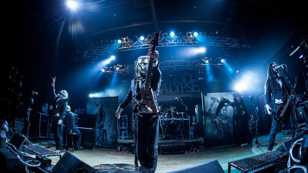 Fleshgod Apocalypse recording forthcoming album