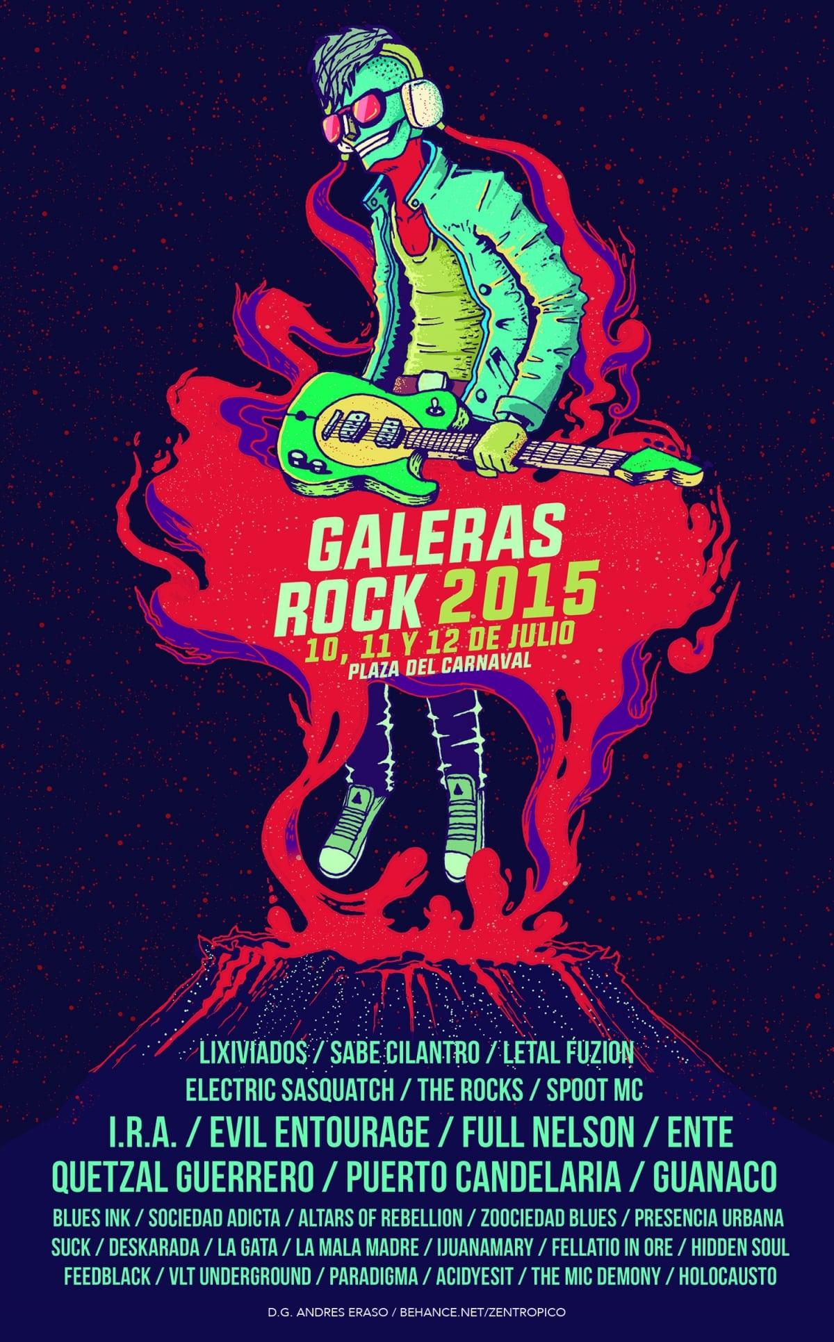 Galerias Rock 2015