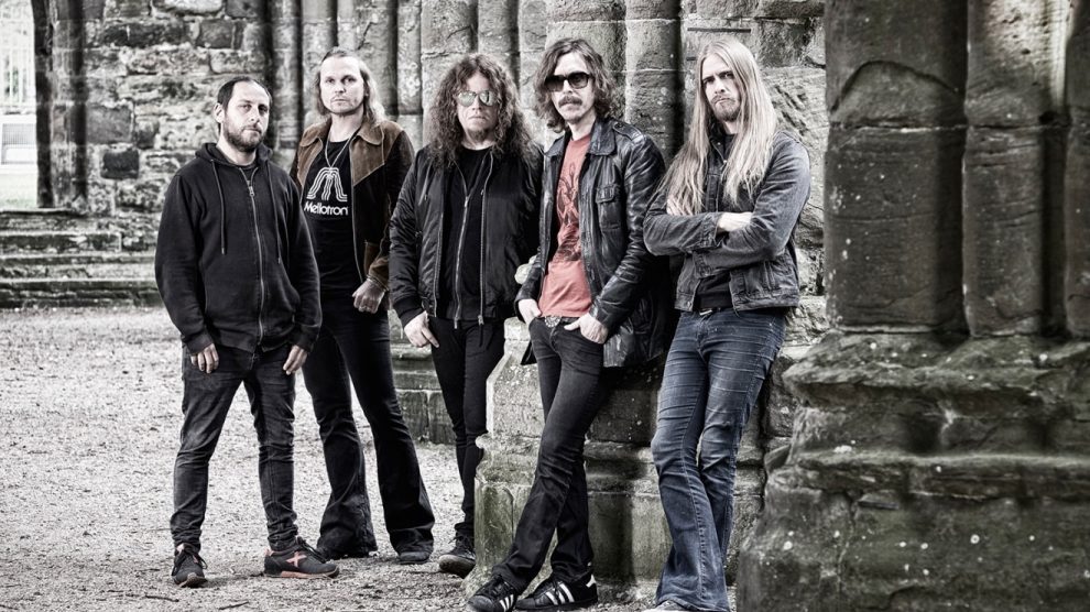 Opeth will be performing in Mexico this weekend