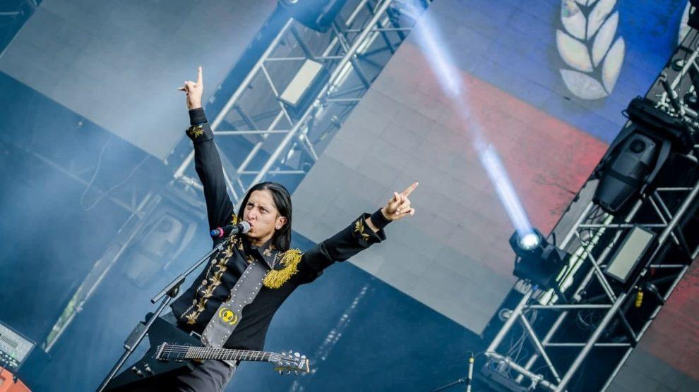 Mortuorum's live debut at Festival Rock al Parque