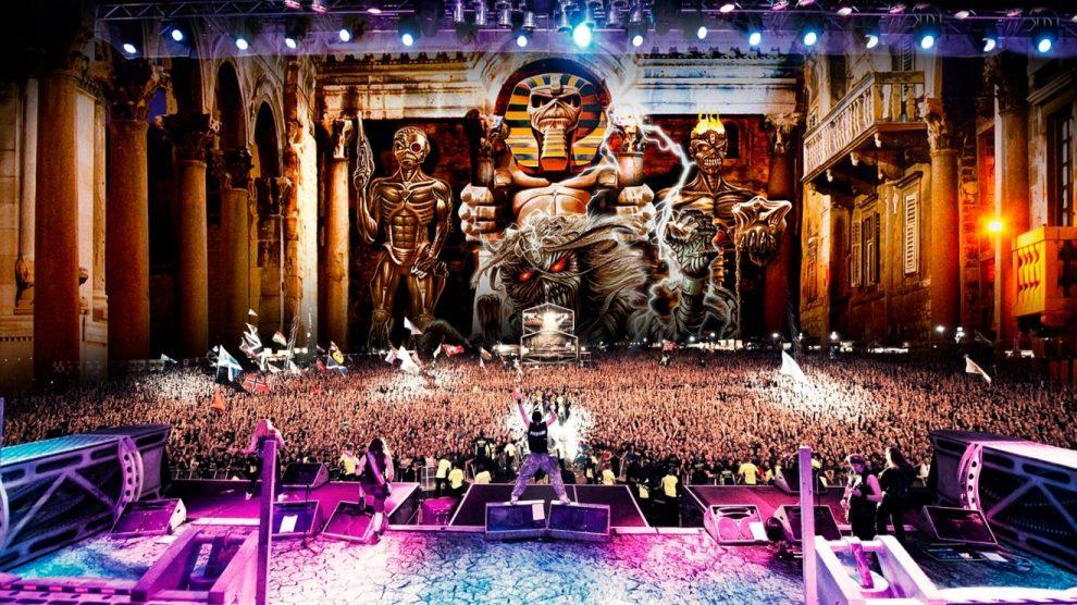 Iron Maiden join Black Sabbath at Graspop Metal Meeting