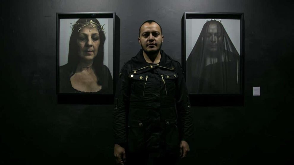 Paulo Álvarez exhibits Canto Tercero at Galeria Neebex