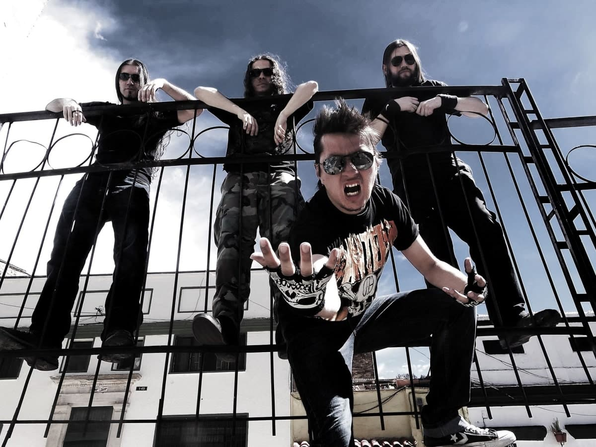 Farewell to my friends' band, Patazera