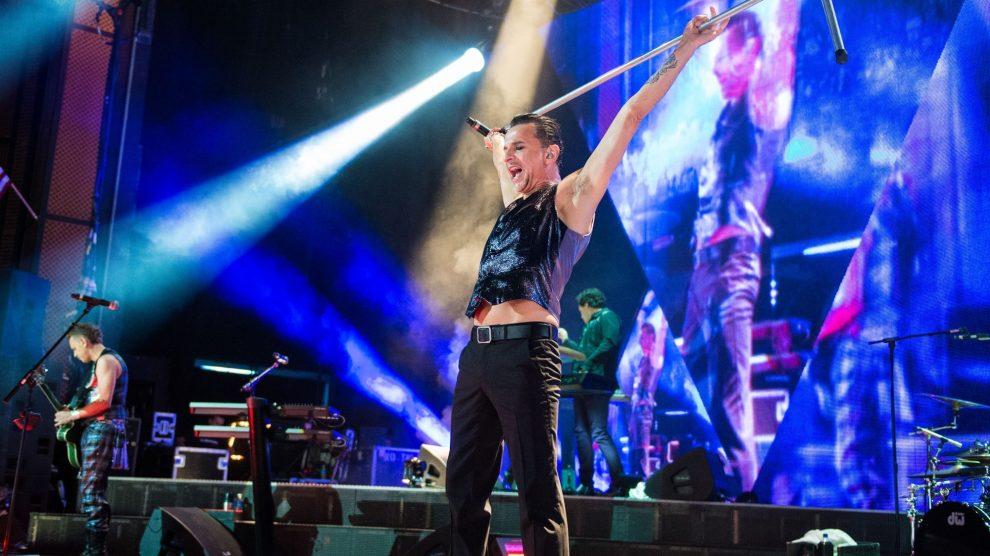 Depeche Mode heading into studio to record 14th album