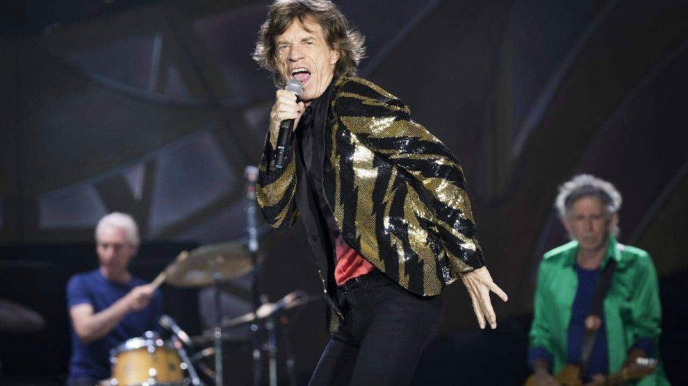The Rolling Stones rocked at Estadio El Campin, Colombia