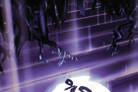 4001 A.D.: Shadowman #1