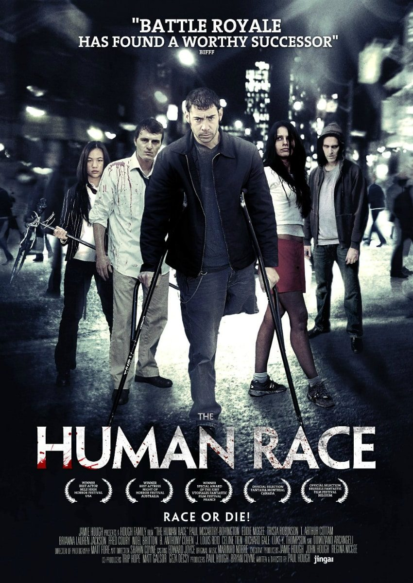 The Human Race is an American horror film directed and written by Paul Hough