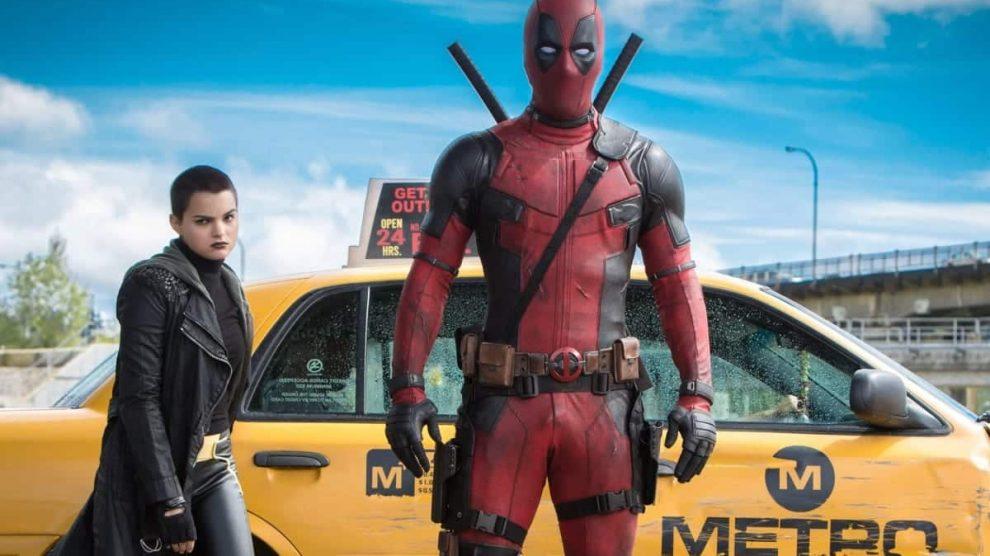 Anti-hero Deadpool screens in its deadliest droll