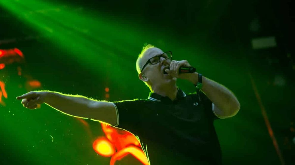 Bad Religion live at Festival Estéreo Picnic