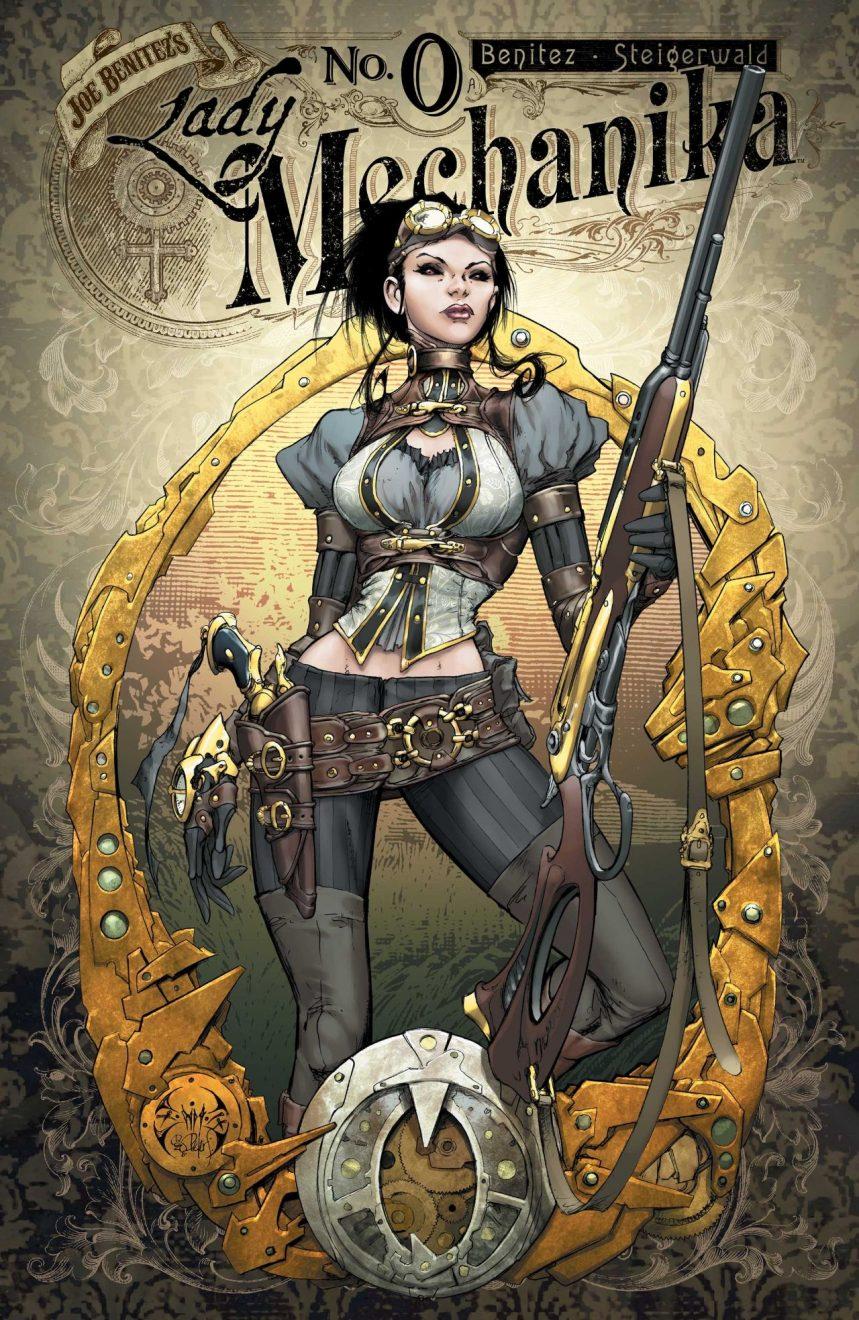 Lady Mechanika - The Tablet of Destinies #0