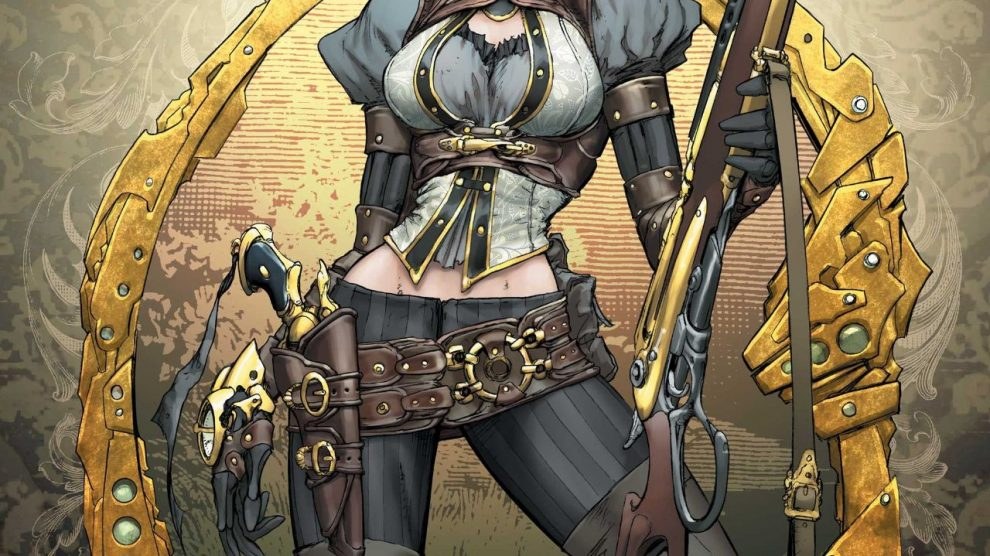 Lady Mechanika - The Tablet of Destinies #0