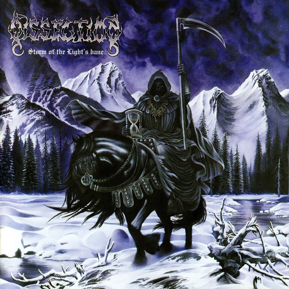 Dissection - 'Storm Of the Light's Bane'