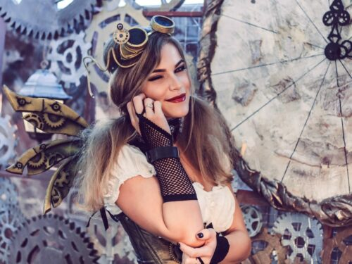 Steampunk Artistry as the Heart of Victorian Futurism