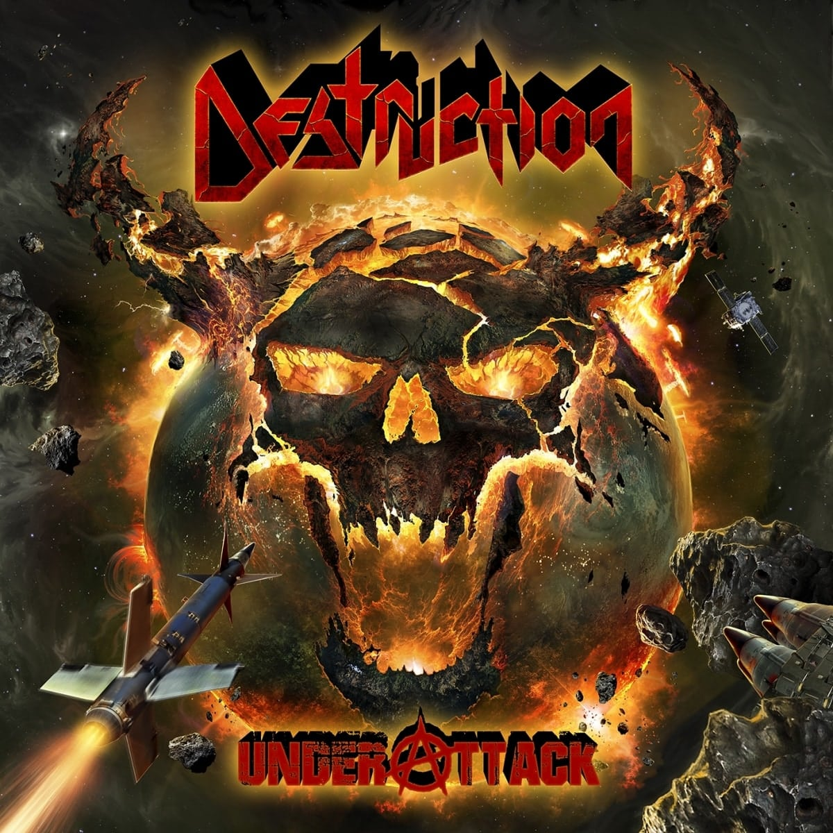Destruction - 'Under Attack'
