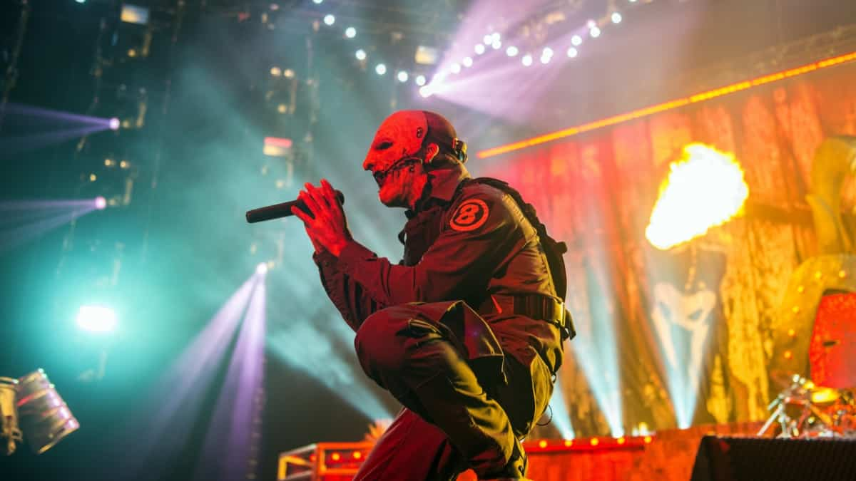 Slipknot returns to Colombia after eleven years of absence