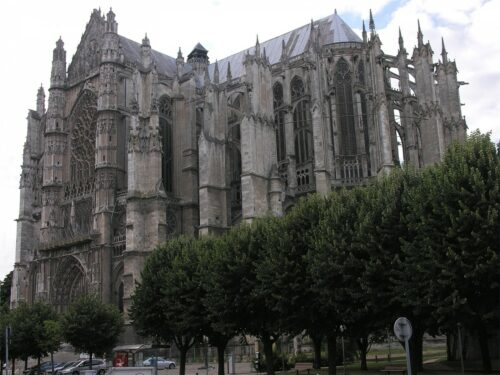 Beauvais Cathedral and the Limits of Gothic Architecture