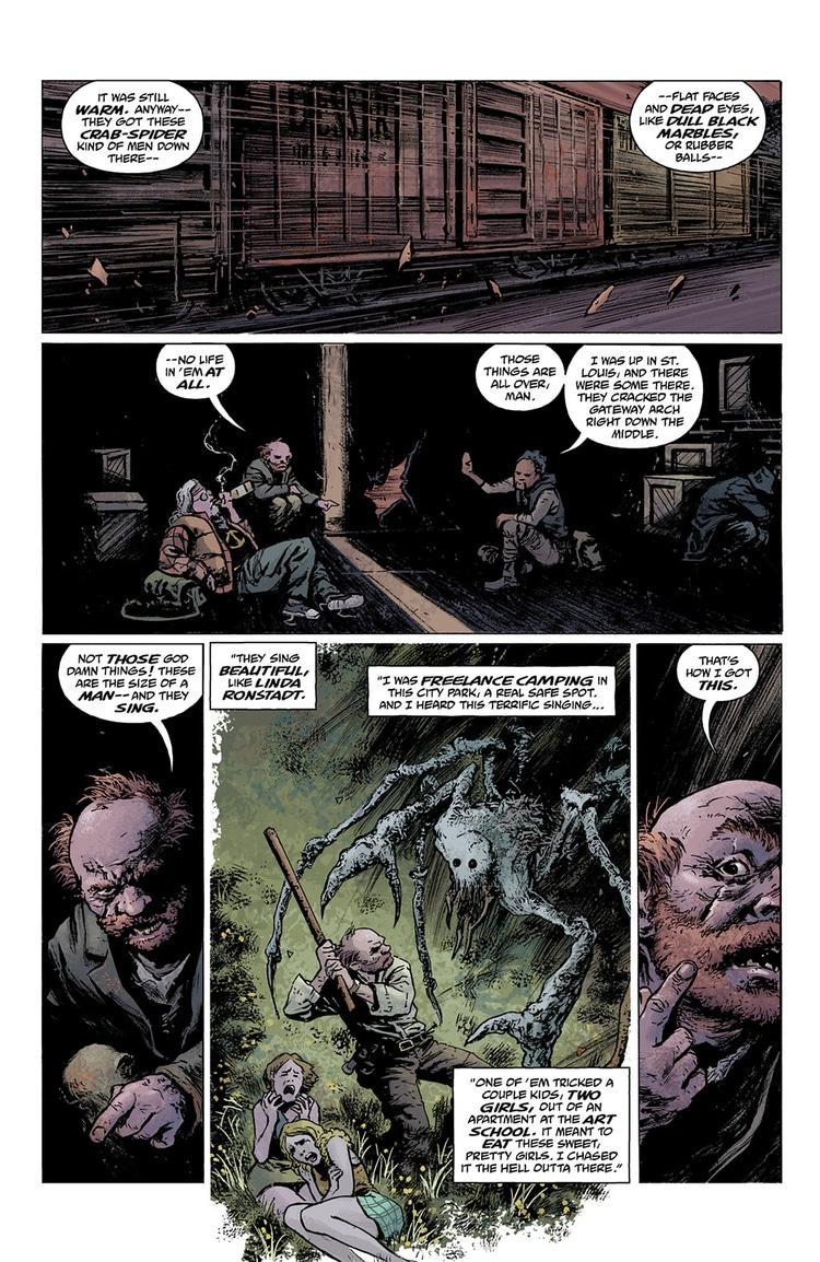 abe sapien dark and terrible part 1 page 10