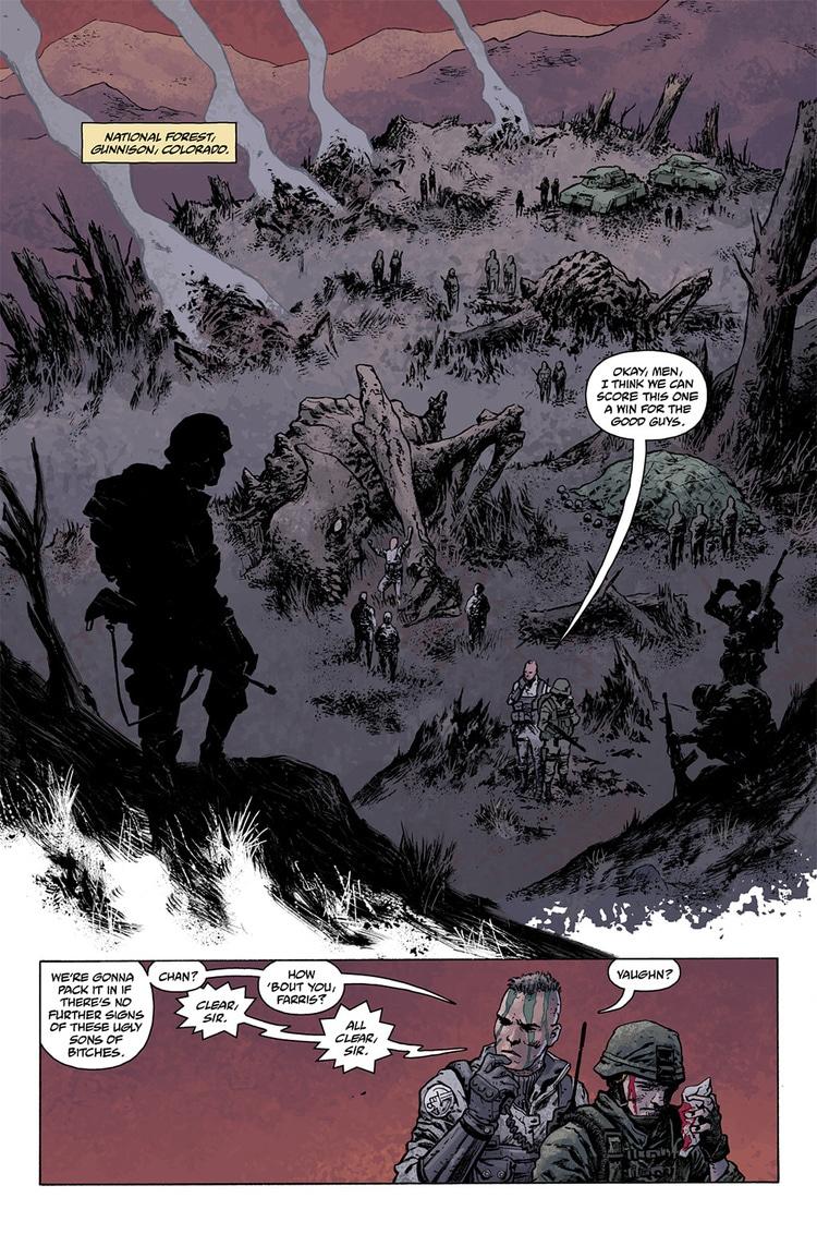 abe sapien dark and terrible part 1 page 8