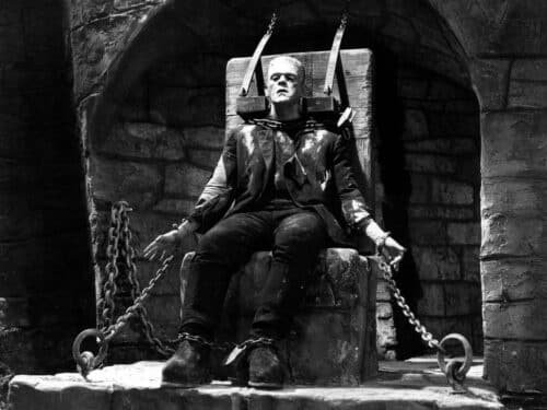 Revisiting Boris Karloff's Hideous Frankenstein