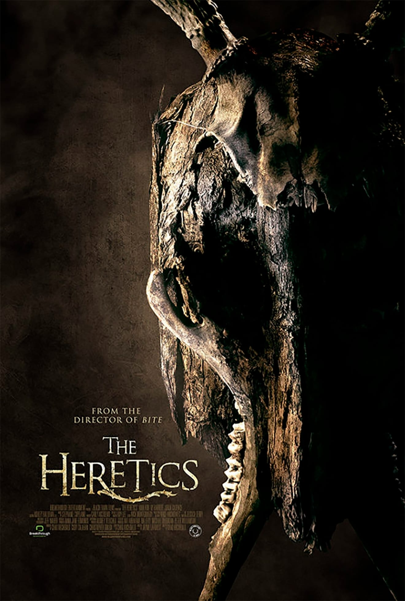 The Heretics official poster