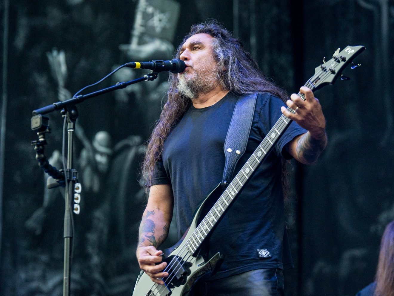 Slayer returns for the third time to Colombia