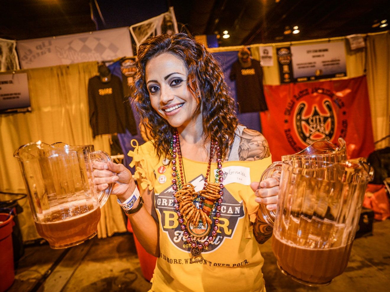 Beer lover's delight at Colombia's PolaFest