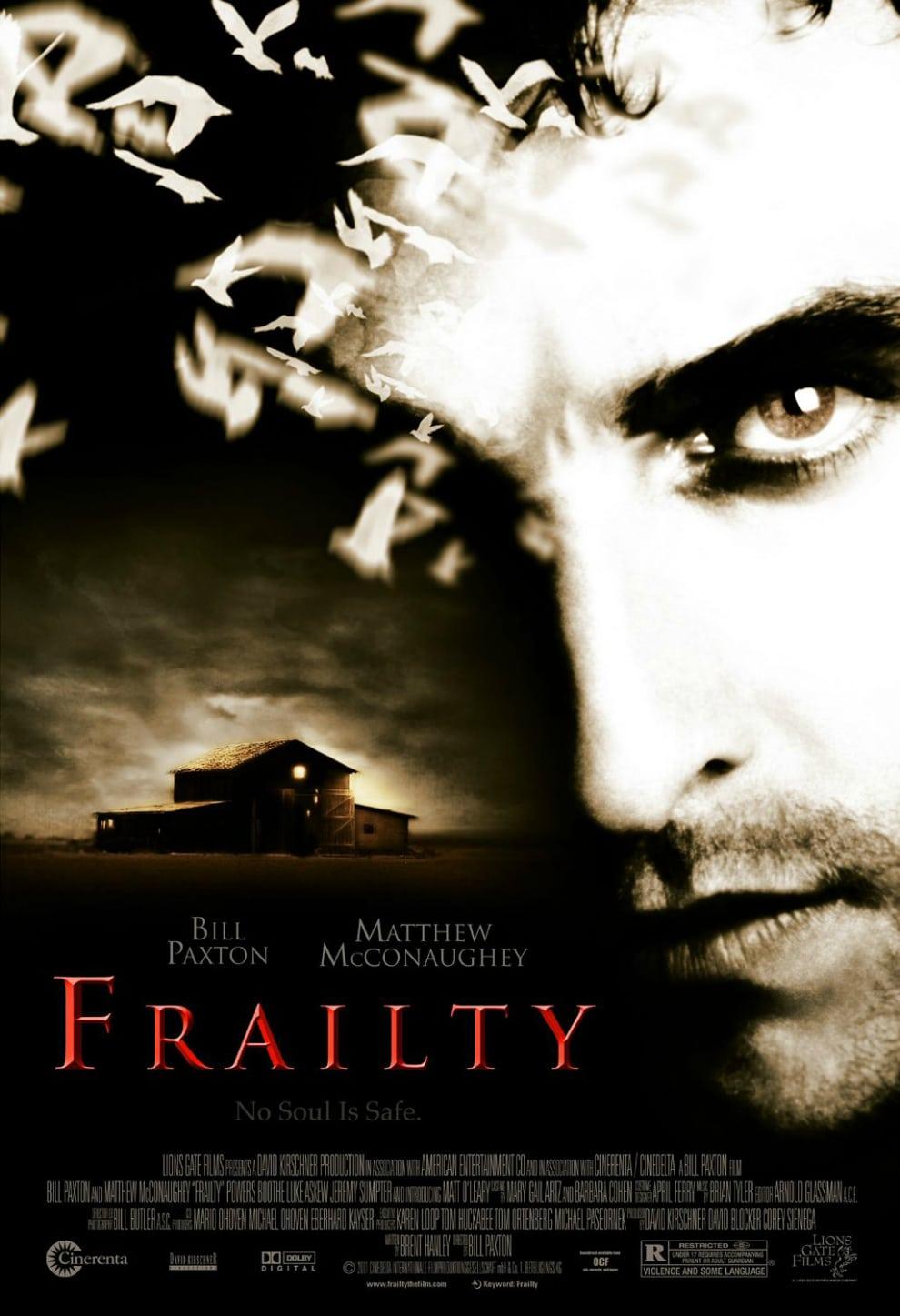 official frailty poster