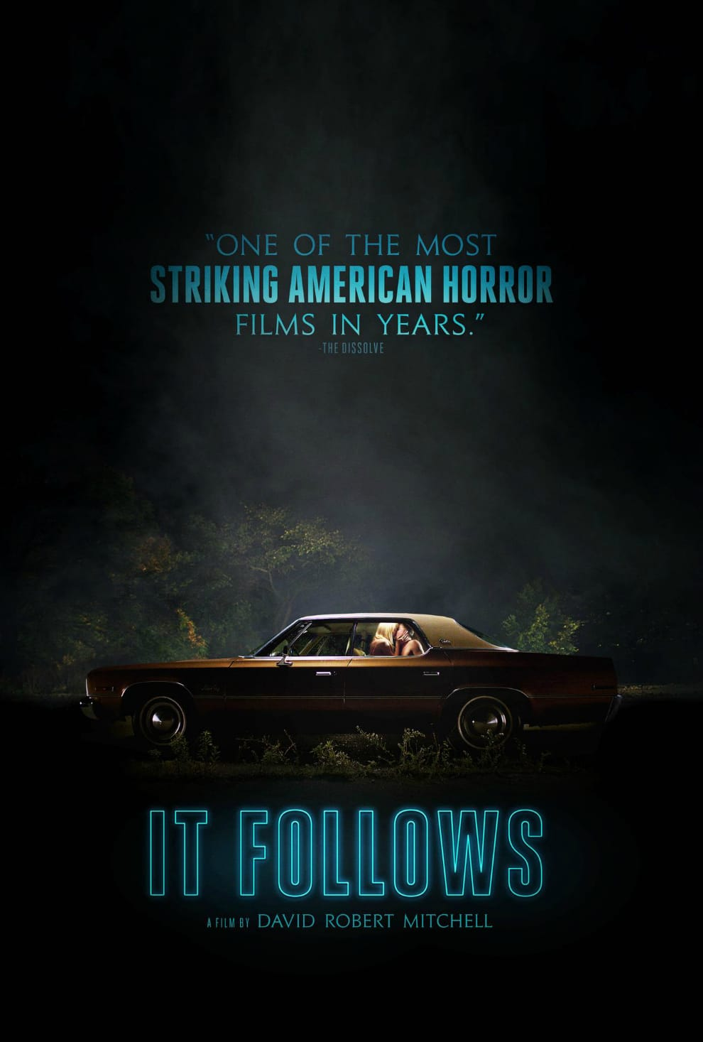 official it follows poster