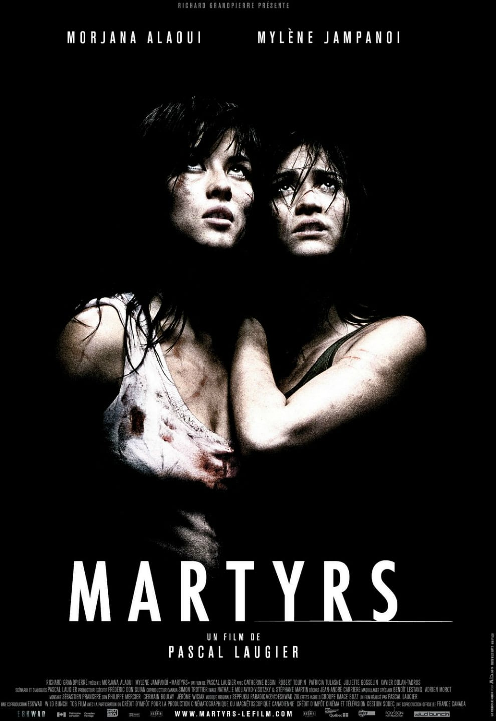 official martyrs poster