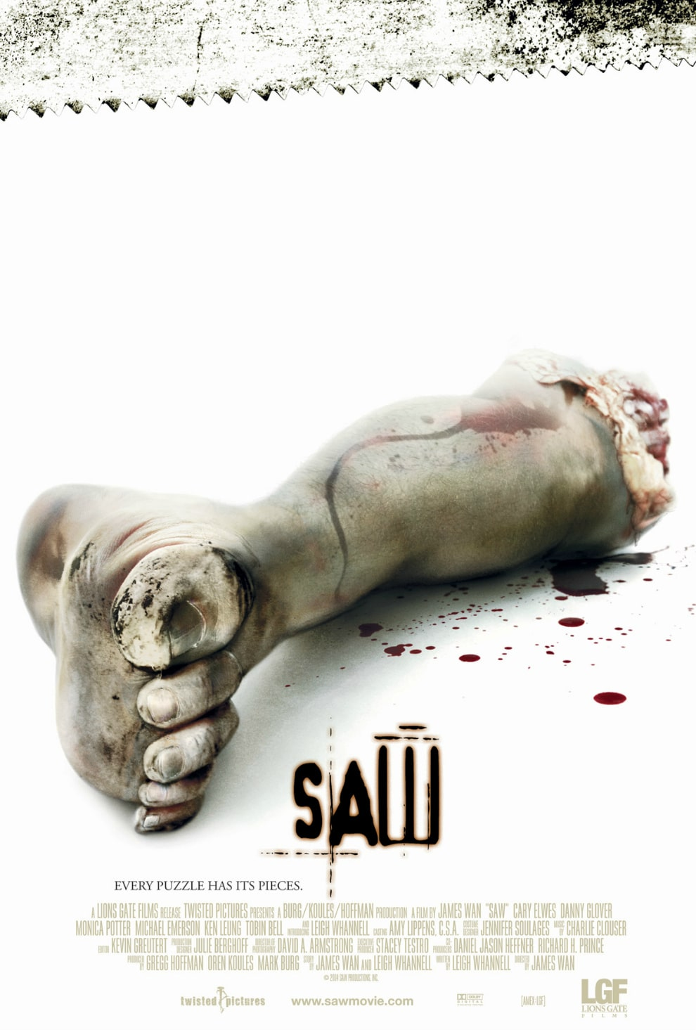 official saw movie