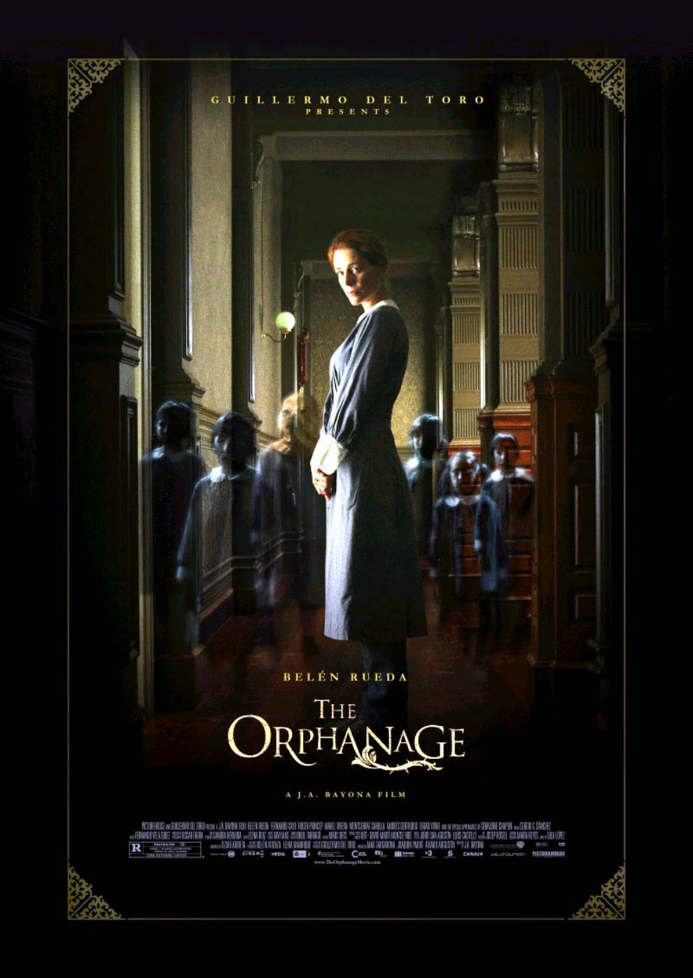official the orphanage poster