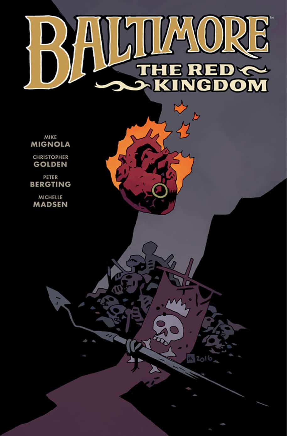 'Baltimore: The Red Kingdom' twists the knife