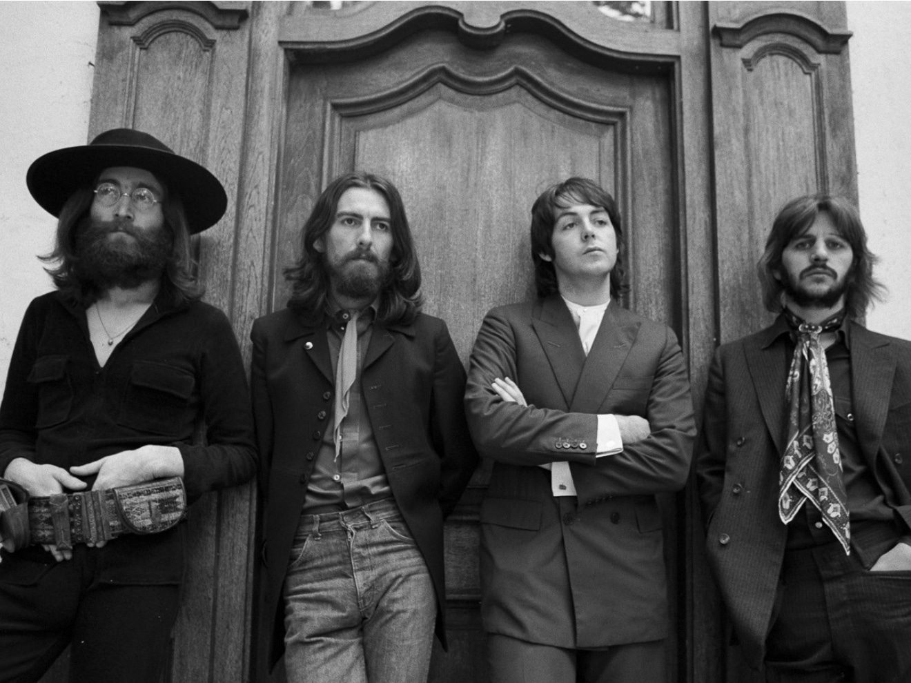 The Beatles and the Edward Alexander Crowley relation