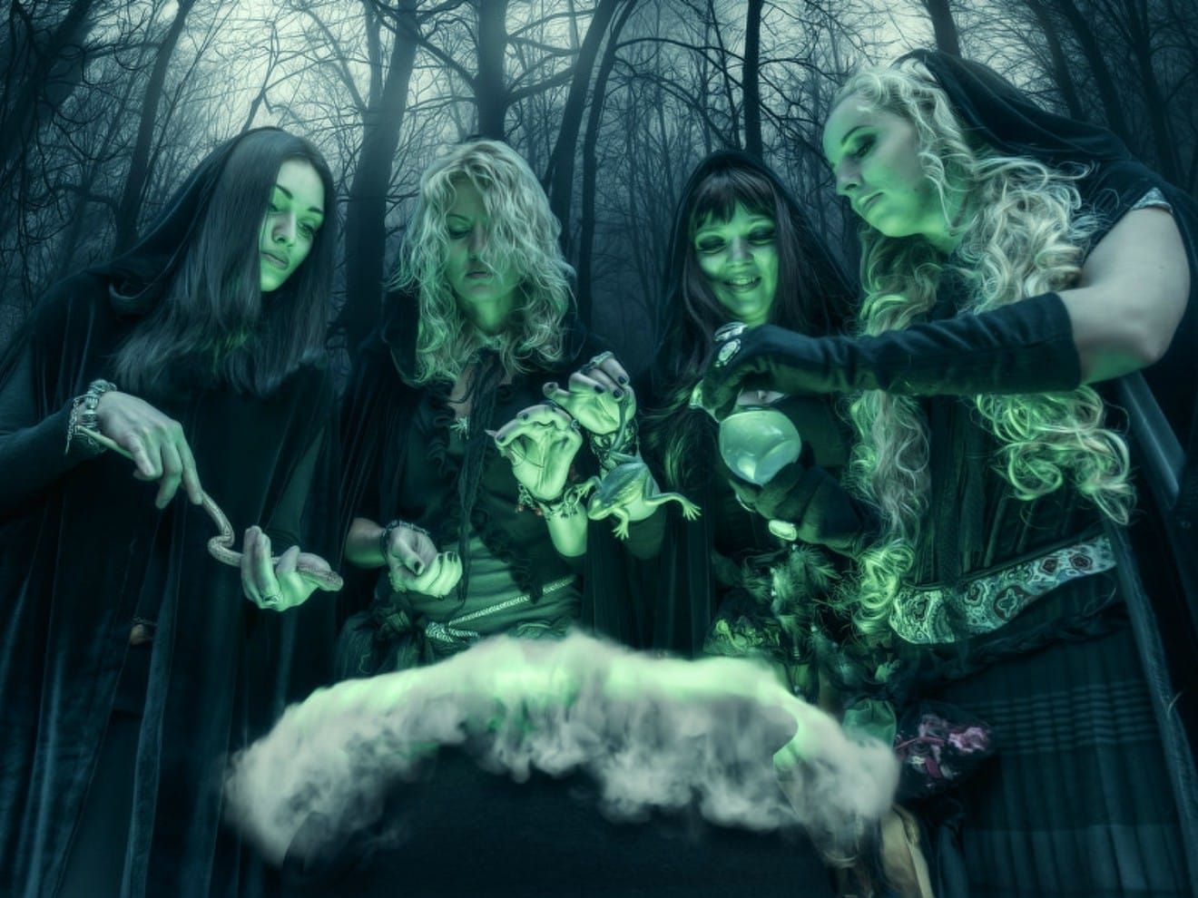 An Ethnographic Inquiry of a Coven of Contemporary Witches