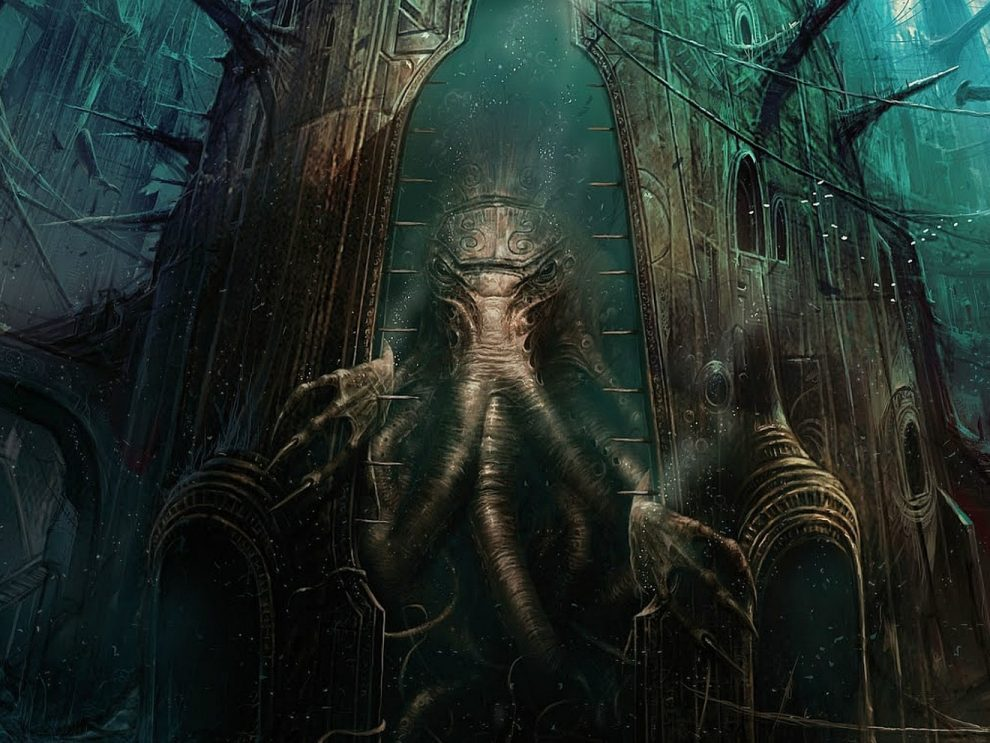 The Gothic Aesthetics In Literature, From Horror And Terror