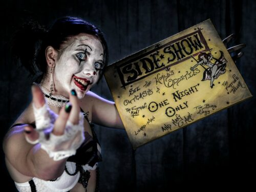 Freakshow Traditions And Transformations In Prague