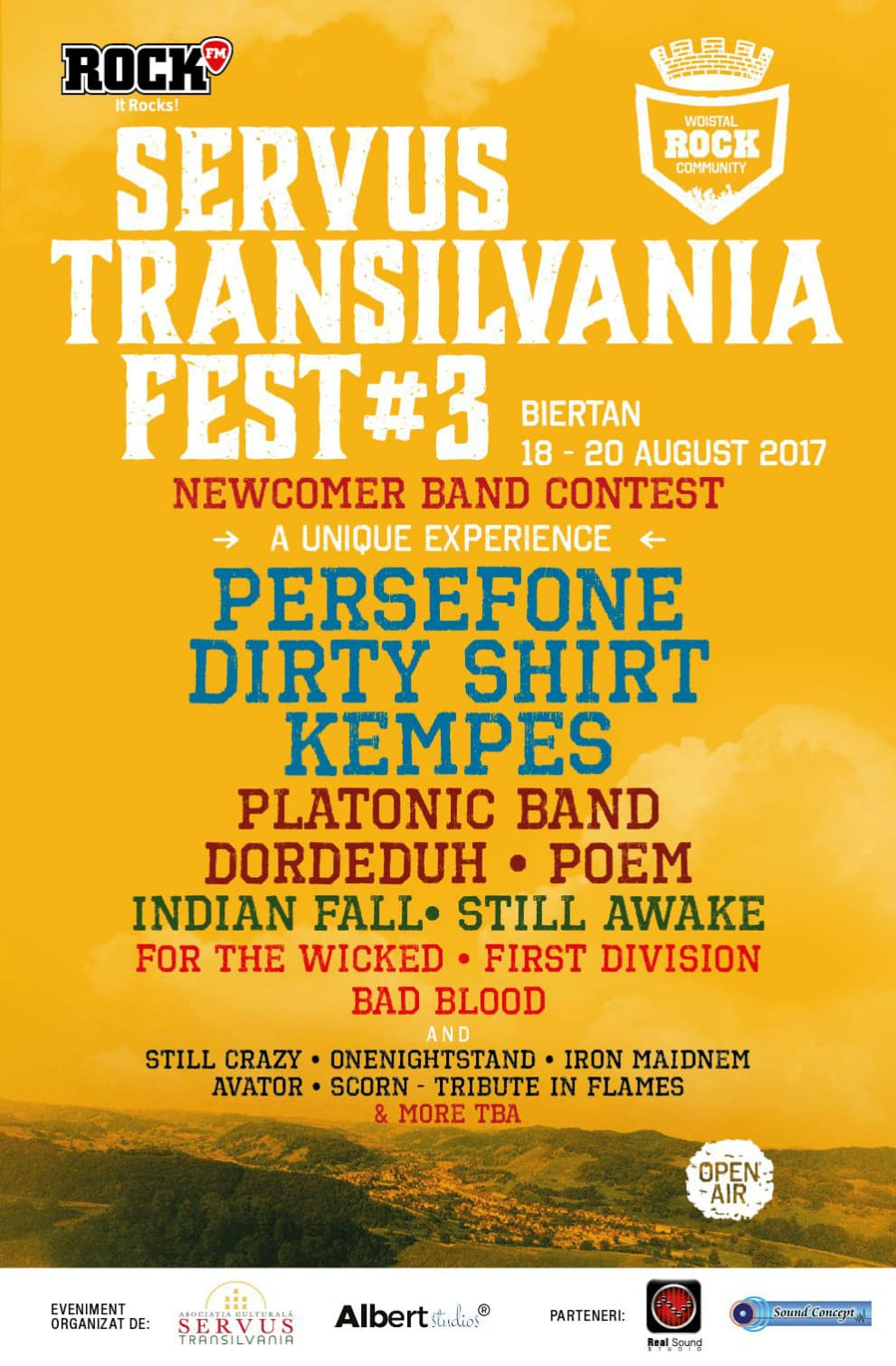 Servus Transilvania Festival
