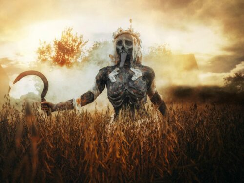 The Universal Fear of Death That Haunts Living Minds